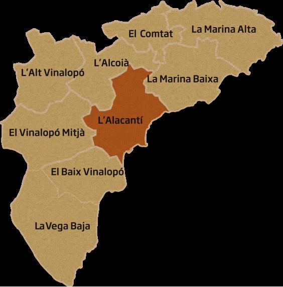 alacanti-mapa